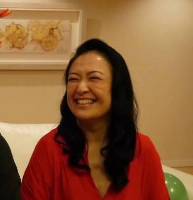 鈴木和子さん(仮名・43歳)。胞状奇胎から肺に転移した侵入奇胎。2015年12月28日まで抗がん剤治療を行った直後の2016年1月25日の取材です